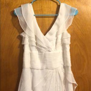 Adrianna Papell Asymmetrical Dress - worn once